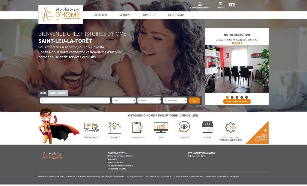 Notre nouveau site internet de Saint-Leu-la-Forêt